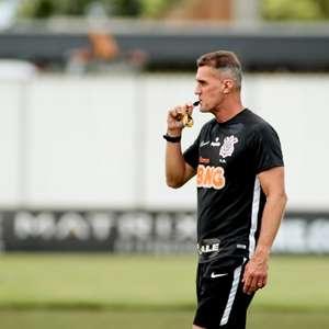Corinthians encerra preparação para o clássico diante do ...