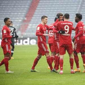 Com gols de Lewandowski e Muller, Bayern vence Freiburg ...