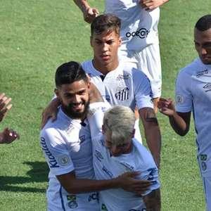 Santos se impõe na Vila e afunda o Botafogo na lanterna