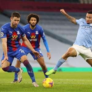 Manchester City dá show em campo e marca quatro gols no ...