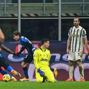 Inter de Milão derrota a Juventus no San Siro e 'dorme' ...