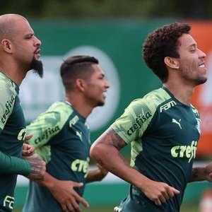 Escalação do Palmeiras: Com novidades, Abel Ferreira define time para encarar o Corinthians