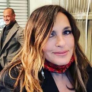 Mariska Hargitay e Christopher Meloni trocam fotos do reencontro em Law & Order: SVU