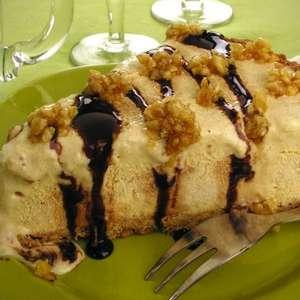 Torta crocante de sorvete: sobremesa diferente e deliciosa