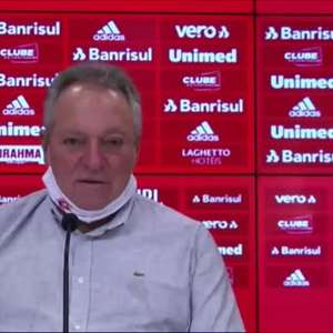 """INTERNACIONAL: Abel Braga sobre grupo colorado: """"Uma equipe que sabe sofrer"""""""