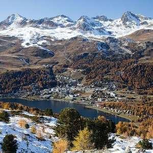 Suíça detecta cepa sul-africana e isola hotéis em St. Moritz