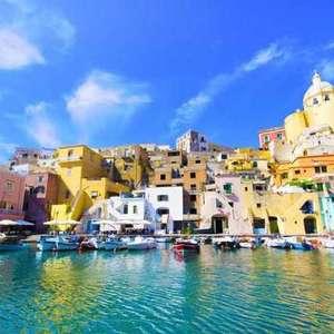 Pequena ilha de Procida será capital da cultura italiana de 2022