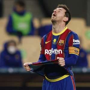 """Leonardo sobre Messi no PSG: """"Não é hora de sonhar com isso"""""""