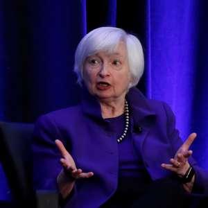 Indicada ao Tesouro dos EUA, Yellen dirá que país não ...