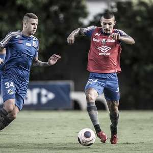 Preocupação na Vila: Jobson sofre entorse no joelho ...