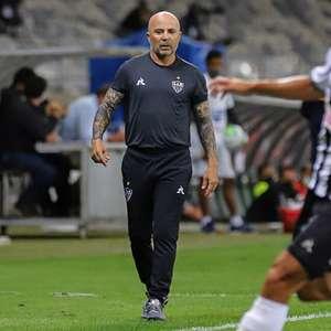 'A vitória nos dá a possibilidade de sonhar', diz Sampaoli sobre título após triunfo do Atlético-MG