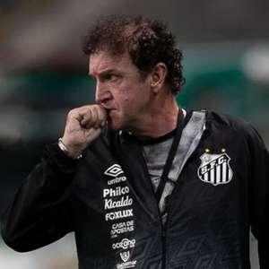 Cuca evita reclamar de maratona antes de final da Copa ...