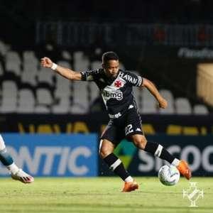 Após tropeço diante do Coritiba, Vasco tem o desafio de melhorar seu retrospecto nos confrontos diretos