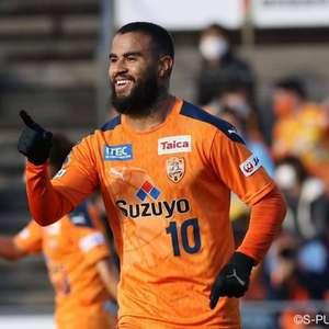 Principal jogador do Shimizu S-Pulse e brasileiro mais ...