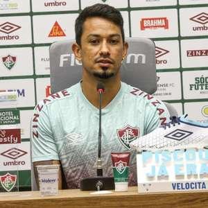 Em entrevista, Lucca desmente atrito entre Fred e Nenê no Fluminense: 'Nunca existiu isso aqui'