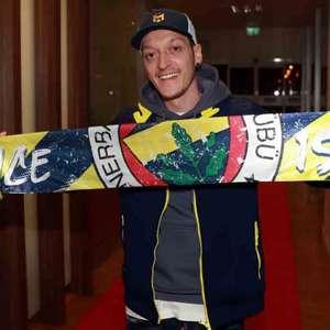 Novo reforço do Fenerbahce, Ozil tem grande amizade com ...