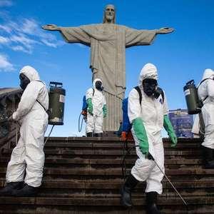 Rio de Janeiro vai começar vacinação no Cristo Redentor