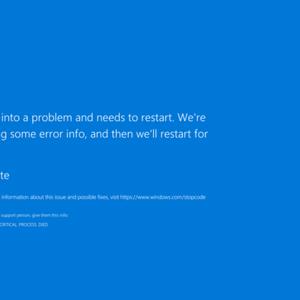 Bug do Windows 10 causa tela azul da morte com um comando