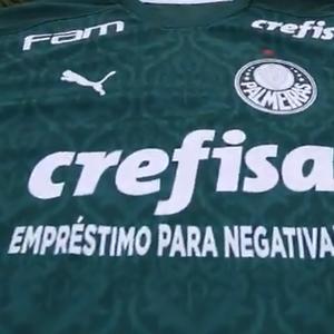 Patrocinadora do Verdão provoca Corinthians antes do jogo