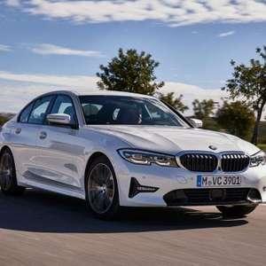 BMW Série 3 ganha motor flex e partida pelo smartphone