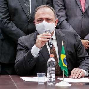 Maia acusa Pazuello de crime na condução da pandemia no país