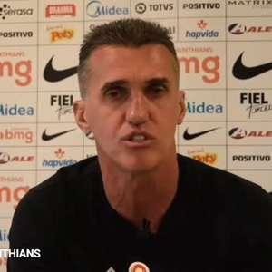 """CORINTHIANS: Mancini lista motivos para o time ter sofrido goleada contra o Palmeiras: """"temos que entender que derrota é mais um divisor de águas..."""""""