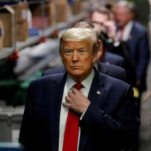 Senado mantém processo de impeachment de Donald Trump