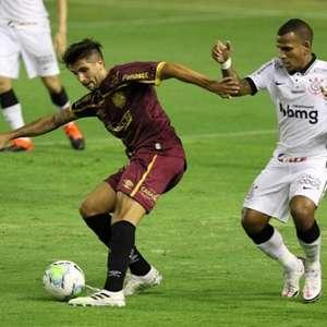 Sport tenta repetir resultado do 1º turno diante do Corinthians para respirar na luta contra a queda