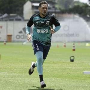 Após vencer o Goiás, Flamengo inicia preparação para ...