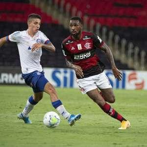 Gerson, do Flamengo, e Ramírez, do Bahia, são intimados ...