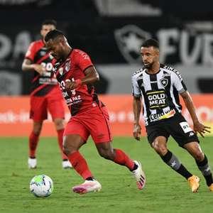Athletico terá sete desfalques para encarar o Bahia
