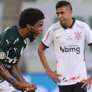 Palmeiras domina primeiro Dérbi de 2021 e goleia o ...
