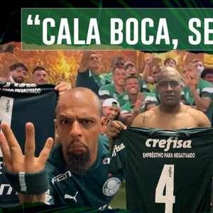 Que momento: veja como foi a festa dos jogadores do Palmeiras após a goleada sobre o Corinthians