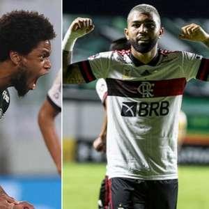 Gabigol, Pedro e Luiz Adriano entram na briga pela ...