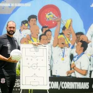 Danilo é anunciado como técnico do Sub-23 do Corinthians