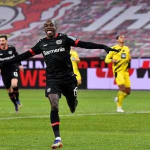 Leverkusen vence o Dortmund e assume a segunda colocação ...