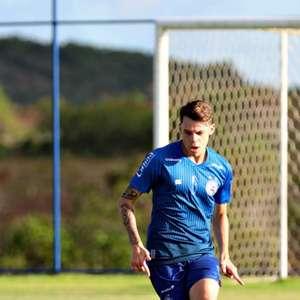 Novidade para 2021, Chrystian revela metas pessoais e destaca responsabilidade de jogar no Bahia