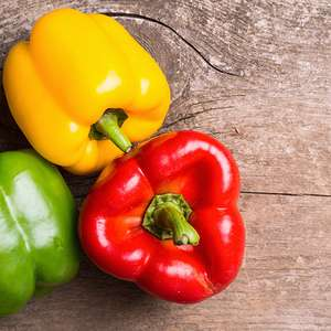Pimentões: descubra quais são os benefícios e malefícios do vegetal