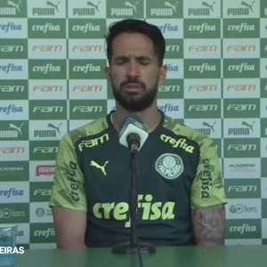 """PALMEIRAS: Rivalidade acirrada? Luan fala sobre enfrentar o Flamengo pelo Brasileirão: """"tem sido um rival direto brigando por títulos sempre"""""""