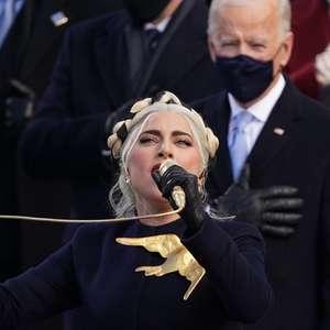 Gaga e J-Lo levam força das celebridades à posse de Biden