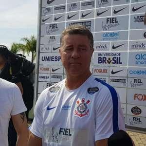 Preparador físico da comissão técnica de Fábio Carille conta a razão pela qual o treinador voltou à Arábia