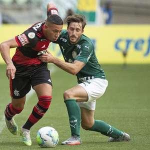 Palmeiras conta com retrospecto favorável contra Rogério ...