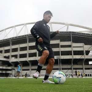 Com Covid-19, Lecaros se torna desfalque do Botafogo ...