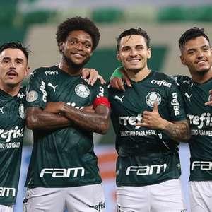 Dentre os times da elite, Palmeiras é o que mais venceu ...