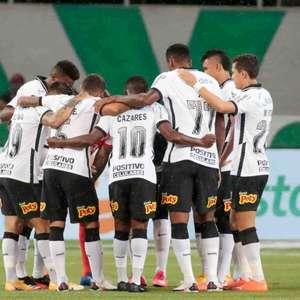 Para 'despistar crise', Corinthians terá sequência de ...