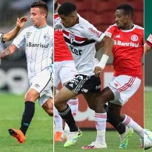 'Triangular' do G6 esquenta a rodada do Brasileirão; ...