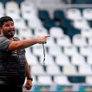 Botafogo tenta nesta quarta recuperar confiança e achar ...