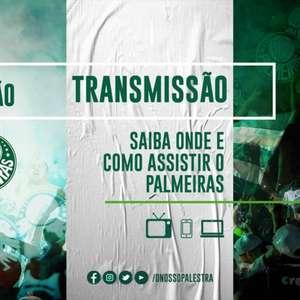 Flamengo x Palmeiras: saiba como assistir ao jogão pelo Brasileirão