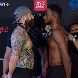 UFC Fight Island 8: Chiesa e Magny lideram evento com ...