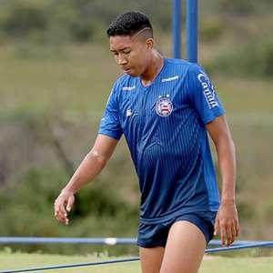Atacante Saldanha é emprestado pelo Bahia ao Jef United-JAP
